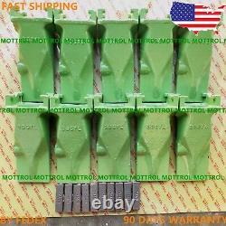 10 PK V33 V33SYL Vertilok Bucket Digging Teeth With V33PN Flex Pin FITS ESCO Style