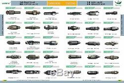 19017-45600 Pilot Valve Fits Takeuchi Tb014 Tb016 Tb125 Tb135 Tb145