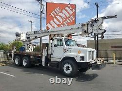 1994 Digger Derrick crane, 67' Boom, Lifts 42,000 lbs, 49k Miles, Telelect
