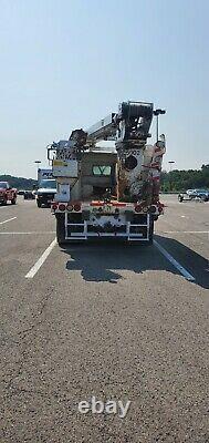 2001 Digger Derrick crane, 73K for miles, Terex 4050 Lifts 23,720 lbs, 50' boom