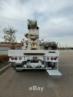2005 Freightliner Digger Derrick Crane, 47' Boom, Lifts 24,000 lb REMOTE CONTROL