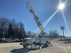2007 Digger Derrick crane, 93K for miles, Altec DM45 Lifts 19,460 lbs, 45' boom