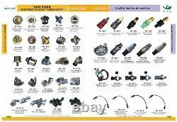 20y-54-39402 Wiper Motor Assy Fits Komatsu Pc100-6 Pc120-6 Pc200-6 Pc220-6 6d102