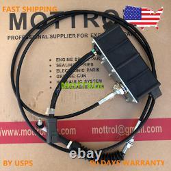 22B-43-11251 Throttle Motor ASSY FITS KOMATSU P128US-2E1 PC138US-2, BY USPS 1-3 D