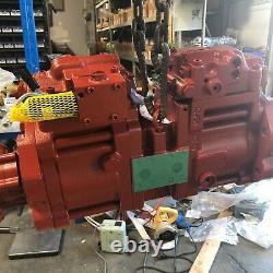 2437u405f1 2437u405f2 Hydraulic Pump Fits Kobelco Sk100-3 Sk100 Mark III K3v63dt