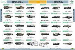 2437u507f1 Hydraulic Gear Pump Assy Fits Kobelco Sk270 Sk220 Sk200 Excavator