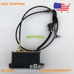 247-5210 2475210 Throttle motor with plug 7 pins for Caterpillar CAT 315C, 330C