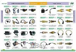 2523-9016a Fuel Flameout Stop Solenoid fits Daewoo/Doosan EXCAVATOR, SUMITOMO