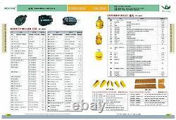 30S 10 PK Bucket Tooth/Bucket Teeth FIT Esco Style & 10 30PN Pins & 30LK Locks