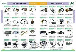 312-1266 3121266 Wiper Wash Gp Window, Wiper Motor Fits Caterpillar Cat E312 312
