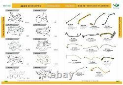 34301-01050 Head Cylinder Front Fits Caterpillar Cat 3064 S4kt E120b E312 E312b