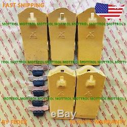 35S 10 PK Bucket Tooth/Bucket Teeth FITS Esco Style & 10 35PN Pins & 35LK Locks