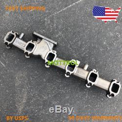 3970066 Exhaust Manifold Fit Cummins 6bt5.9 6bt 6bta 6btaa 5.9l, New, Mottrol