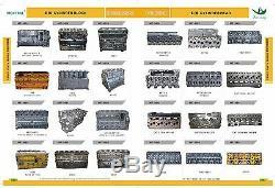 3973422 Exhaust Manifold Fits Cummins Engine Qsb5.9 Qsb6.7 6c8.3 Isc8.3 6d107