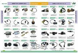 4188762 Motor Assy, Throttle Fits Hitachi Ex200-1 Ex200-2 Ex310-3 Ex400-3 Ex450-3