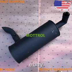 4191361 MUFFLER fits for HITACHI EX200 EX200K EX200-1 EX200LC-1 6BD1 ENGINE