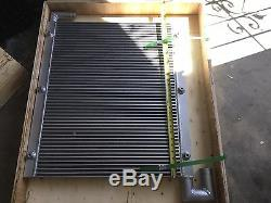 4285627 Core Oil Cooler, Hydraulic Fits Hitachi Ex100-2 Ex100-3 Freeship By Ups