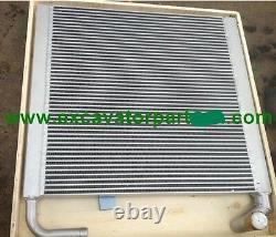 4365742 Oil Cooler Fits Hitachi Ex150-5 Ex100-5 Ex120-5 New, By Fedex 1-5 Days