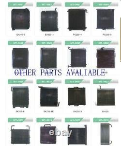4370983 Core Oil Cooler Fits Hitachi Ex200-5 Ex200lc-5 Ex210lc-5 Ex210-5 6bg1
