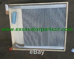 4378370 Hydarulic Core Oil Cooler Fits Hitachi Ex200-5 Ex210-5, New, Free Ship