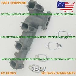 4984697 Exhaust Manifold FITS Cummins 4B 4BT 4BTA Engine, FAST SHIP, USA SELLER