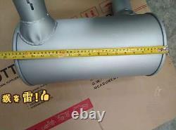 4d102e Muffler Fits For Komatsu Excavator Pc130-7 Pc130lc-7