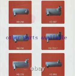4i-9215 1r-7158 286-7367 5i-5018 Muffler Fits Caterpillar E200b E320 E320b S6kt