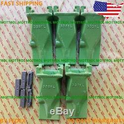 5 PK V33 V33SYL Vertilok Bucket Digging Teeth With V33PN Flex Pins FITS ESCO Style