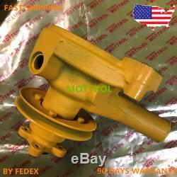 6144-61-1301 6144-61-1402 Water Pump Fits Komatsu 3d94-2 4d94-2 D20p-5 D21p-5