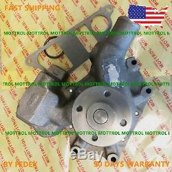 6204-61-1100 Water Pump 4 Fits Komatsu 4d95 4d95s 4d95l 3d95s Pc60-5 Pc75uu-2