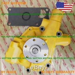 6206-61-1504 Water Pump Fits Komatsu 6d95l, S6d95l 6 Hoses D31q-18 Fd35-45/-4,-5