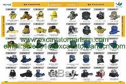 6206-61-1505 6206-61-1503 6206-61-1504 Water Pump Fits Komatsu S 6d95l D31p-18