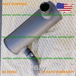 6209-11-5210 6209-11-5211 Muffler Fit Komatsu Pc200-5 Pc200lc-5 Pc220-5 6d95