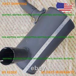 6754-11-5310 Muffler Fits Komatsu Pc200-8 Pc220-8 Pc240-8 6d107e Saa6s107e-1c