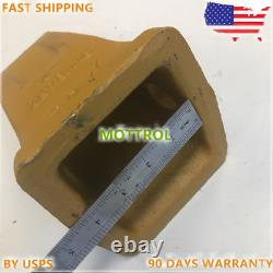 6 PCS 1U3452 9w8452 J450 Tiger Bucket Tooth, 8E0468 pin, 8E8469 sleeved RETAINER