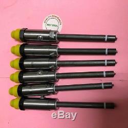 6 pcs 8N7005 8N-7005 8N7001 8N-7001 0R3418 0R-3418 Injectors fits CAT 3304 3306