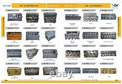 6d105 S6d105 Exhaust Manifold Fits Komatsu Pc200-3 Pc220-3,6137-11-5110