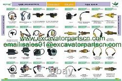 7824-72-2100 7824-72-3100 monitor FITS PC200-5 PC300/PC400/PC220-5 FEDEX EXPRESS