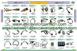 7834-40-2000 Stepper motor, Throttle motor FITS KOMATSU PC200-6 PC220-6 PC120-6