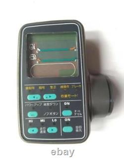 7834-70-6003 Monitor Display Panel for Komatsu PC220-6 PC200-6 PC250-6 S6D95L