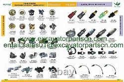 7834-72-4002 Monitor Display Panel for Komatsu PC220-6 PC200-6 PC250-6 S6D95L
