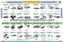 7834-77-3002 MONITOR FIT KOMATSU PC200-6 PC230-6 PC220-6 6d102 USPS EXPRE