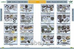 9218004 4255303 Gear Pump Fit Hitachi Ex100-2 Ex120-2 Ex200-2 Ex220-2 Ex200k-2