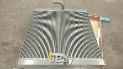 995647 oil cooler fits caterpillar cat e300b el300b excavator, 099-5647