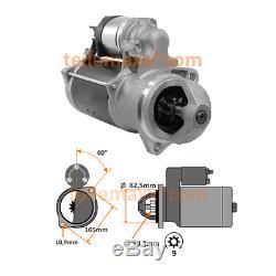 Anlasser für Deutz KHD Weidemann Kramer Wacker Neuson. 01181570 1182179 AZF4167