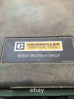 Cat Caterpillar Service Tech 6v3121 Multitach Group Kit