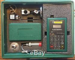 Caterpillar 6v3121 Tach Multi group With 6v4950 Injection Line Pickup Kit