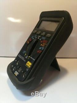 Caterpillar Digital Pressure Indicator Group 198-4240 in Case CAT 198-4234 Tool