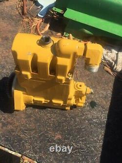 Caterpillar High Pressure Oil Pump For C9