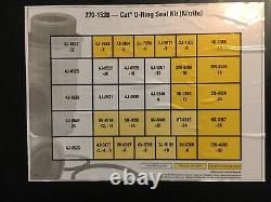Caterpillar OEM Master O-Ring Seal Kit (Nitrile) Part# 270-1528 CAT 2701528 NEW